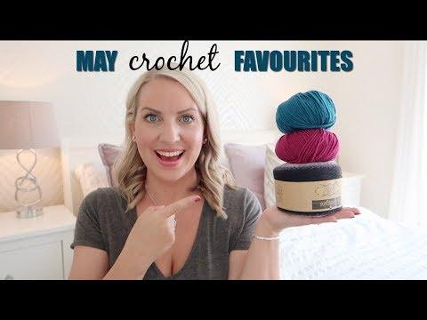 MAY CROCHET FAVOURITES | Bella Coco Crochet