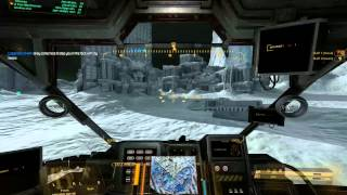 Panther 9R - great Banshee kill - 03 26 2015 23 52 03 DVR