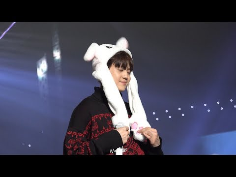 181125 HIGHLIGHT LIVE [OUTRO] - HOW TO LOVE 앵앵콜