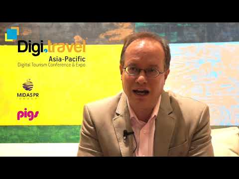 3rd Digi.travel Asia-Pacific Conference & Expo - 20 June 2018 - Jens Thraenhart #1