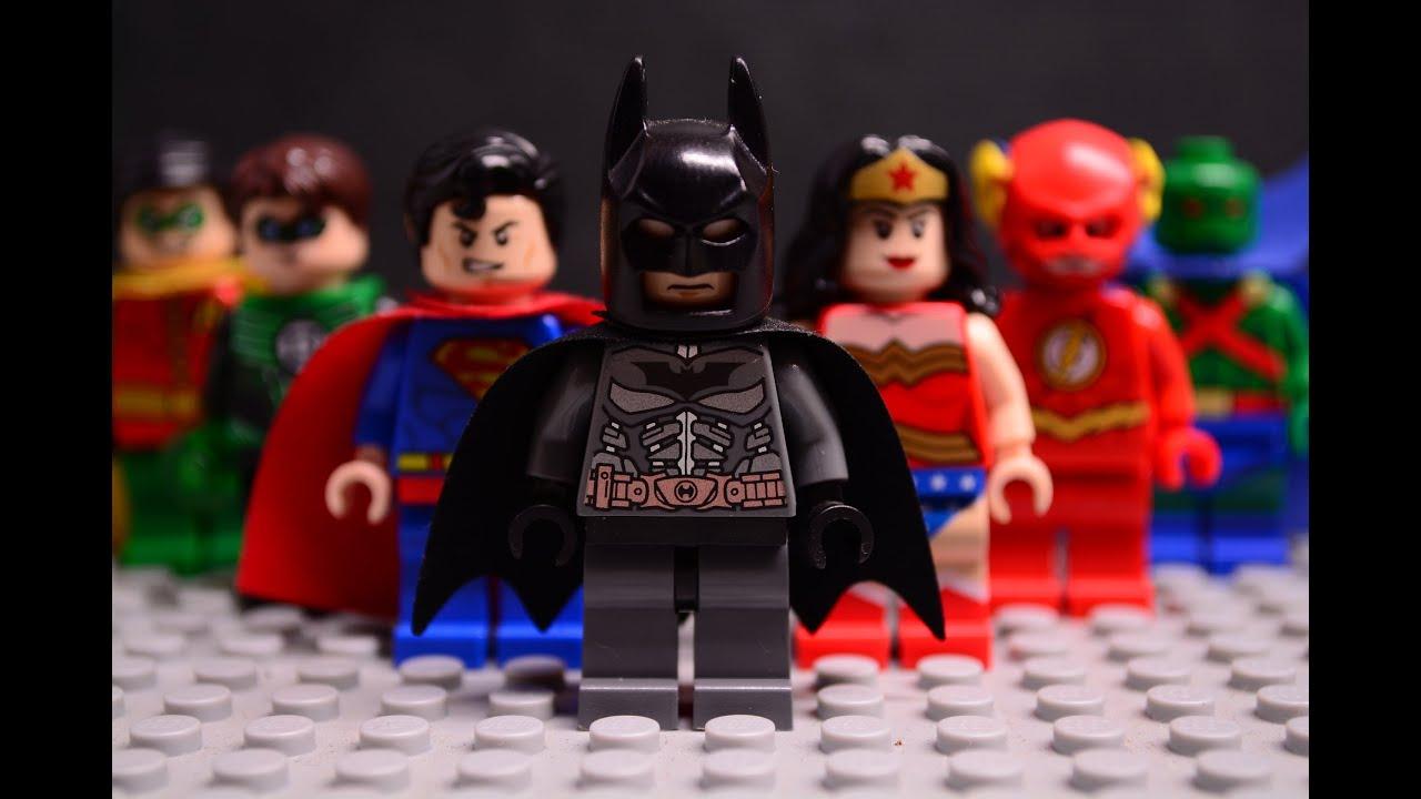 lego batman the justice league youtube