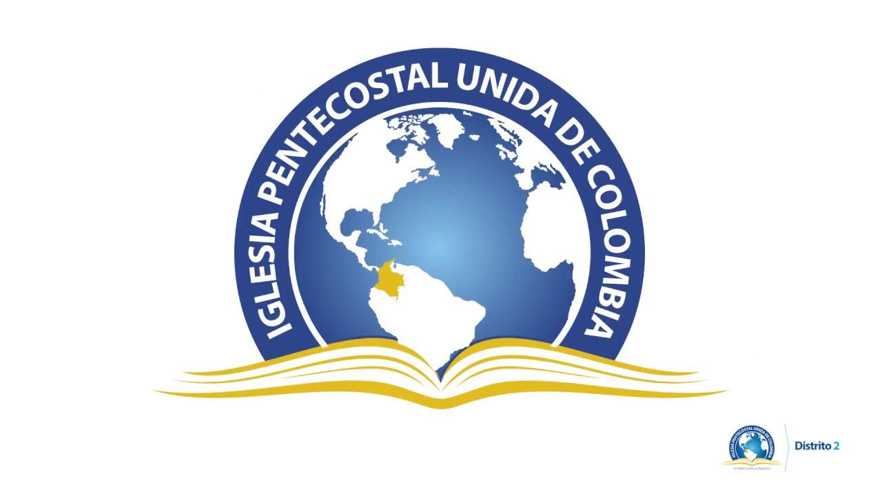 logo iglesia pentecostal unida de colombia youtube