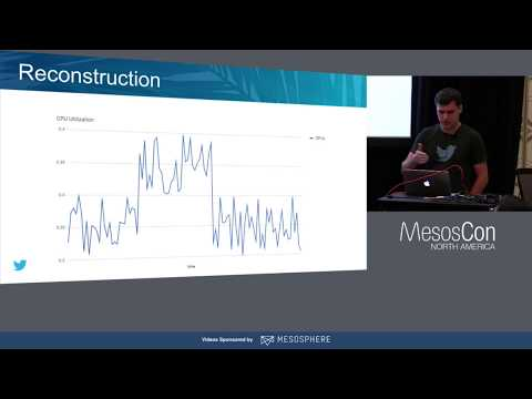 Improving Cluster Utilization by Detecting Idle Resource with Mesos (Dmitry Zhuk, Twitter)