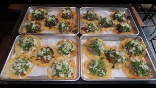 Otto's Taco Record Challenge 22 DELICIOUS Soft Tacos | Randy Santel