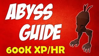 Runescape 2016   Abyss Guide (Melee/Ranged/Magic)