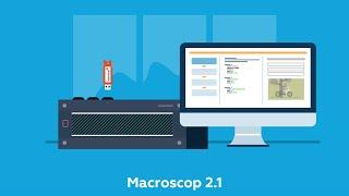 Новинки Macroscop версии 2 1