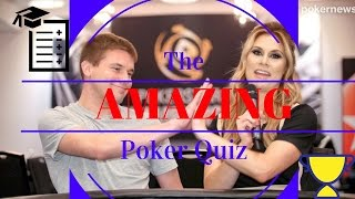 The Amazing Poker Quiz with Byron Kaverman