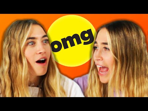 Identical Twins Reveal Their Hilarious Secrets!