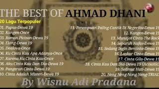 Download Mp3 The Best Of Ahmad Dhani  Dewa 19, Once, & Triad