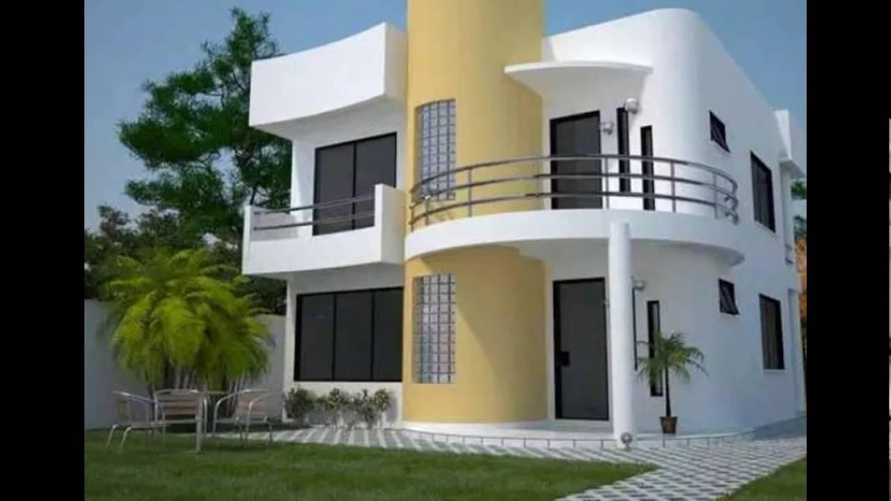 Casas residenciales y finos acabados youtube for Casa minimalista fraccionamiento