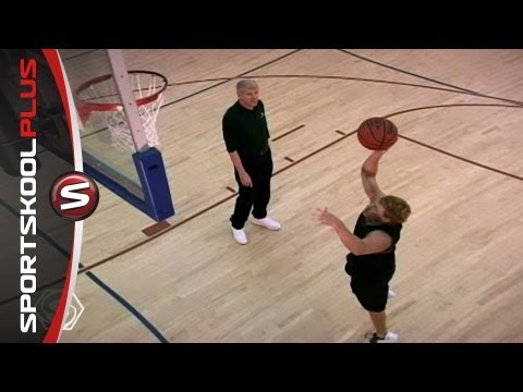 Advanced Basketball Shooting Skills with Pro Basketball Coach Bill Walton