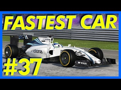 F1 2016 Career Mode : FASTEST CAR!! (Part 37)