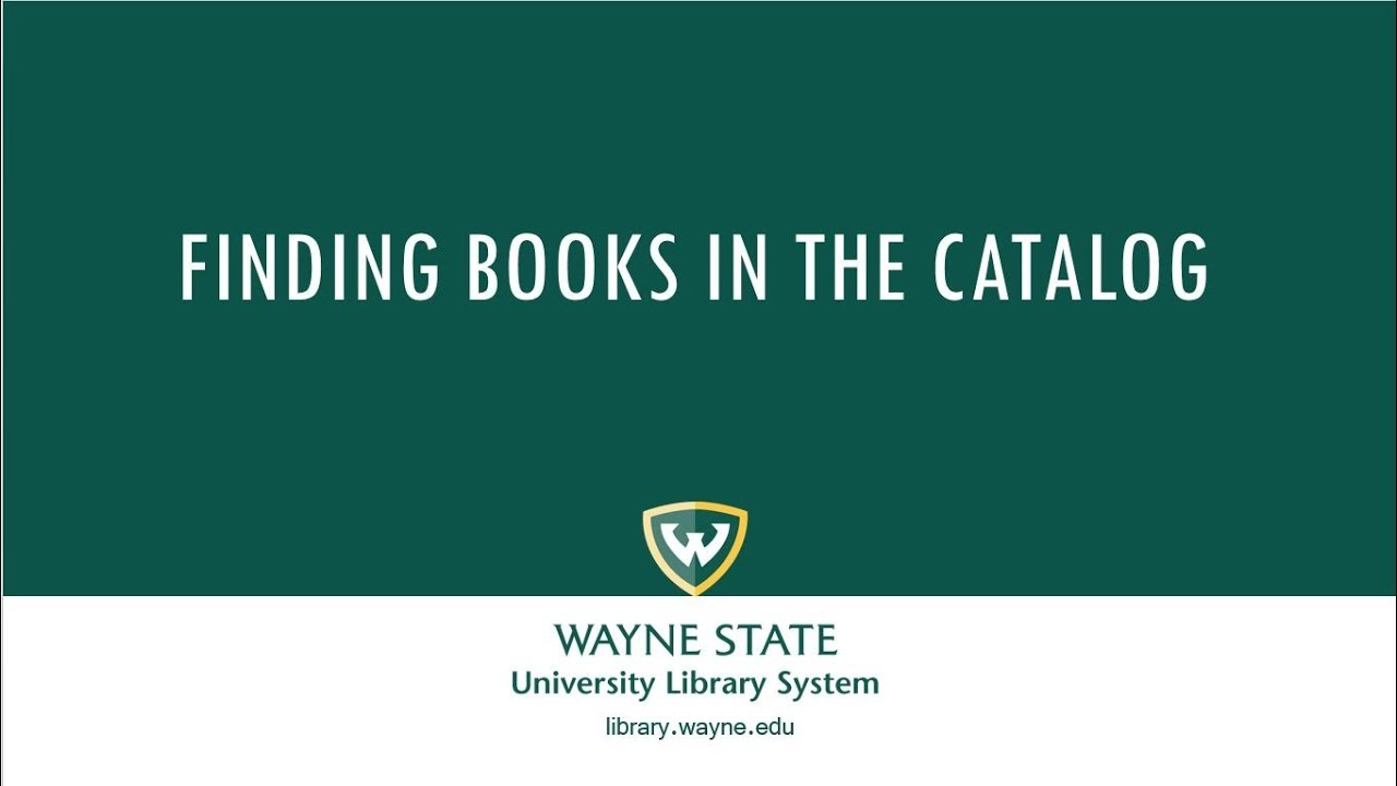 Books - Library and Information Science - Research Guides at