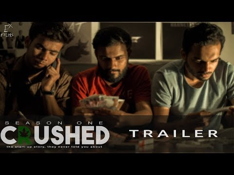CRUSHED || SEASON ONE || TRAILER || Indian Web-Series