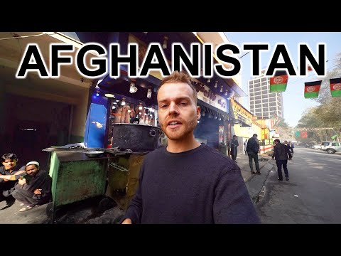 INSIDE AFGHANISTAN 2019 (Extreme Travel Afghanistan)
