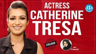Gautham Nanda Actress Catherine Tresa Exclusive Interview || Talking Movies with iDream #453