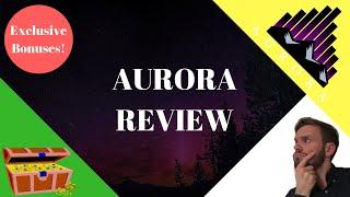 Aurora Review - 🔥How To Make Money Online 2019 🔥 Get My Insane (!) Bonus Package!