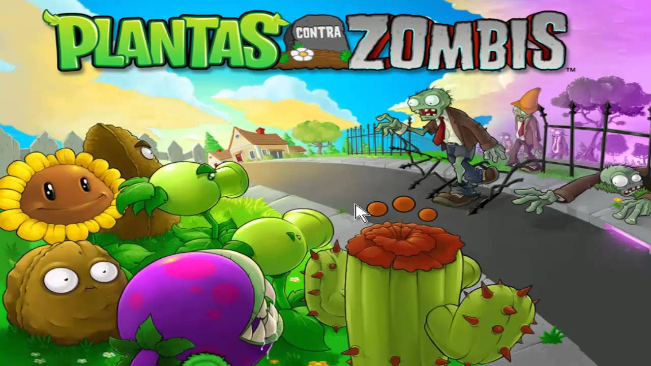 Plants vs Zombies 1 para PC - Descargar - YouTube