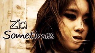 Zia - Sometimes  [Sub. Esp + Han + Rom]