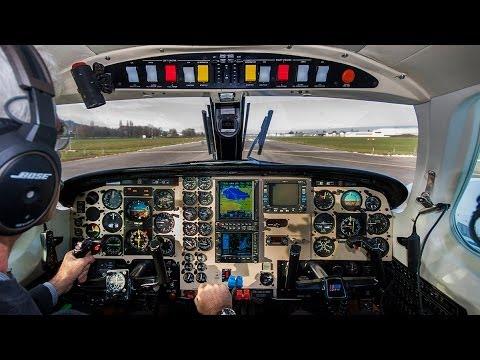 hqdefault piper cheyenne ii atc, start up, take off, cockpit, cabin full hd