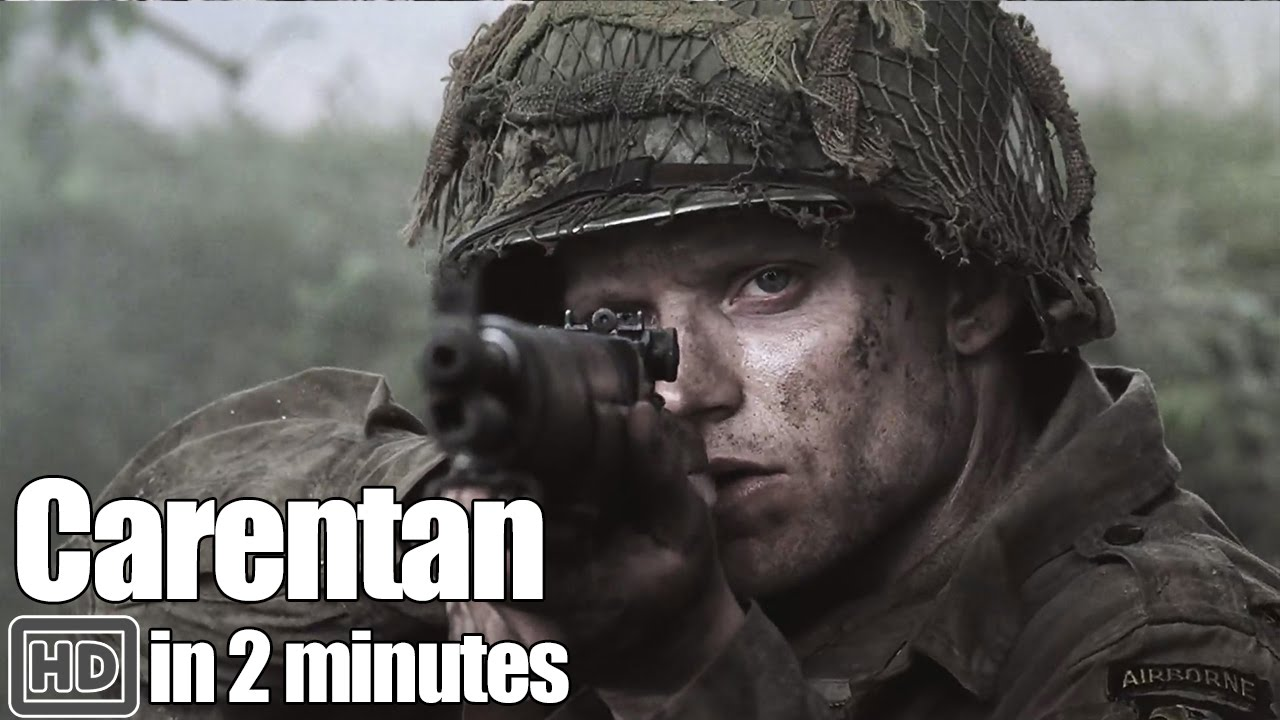 Download Band of Brothers In 2 Minutes - Part 3 Carentan