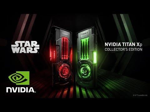 Star Wars NVIDIA TITAN Xp Collector's Edition