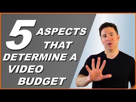 How much does a corporate video marketing production cost?
