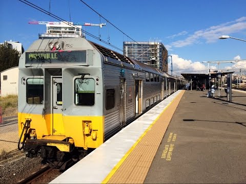 Sydney Trains Vlog 400: C Set On T4 Eastern Suburbs & Illawarra Line