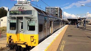 Sydney Trains Vlog 400: C Set On T4 Eastern Suburbs & Illawarra Line