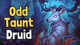 Odd Taunt Druid Decksperiment - Hearthstone