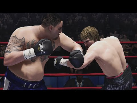 Andy Ruiz Jr vs Alexander Povetkin Full Fight - Fight Night Champion Simulation