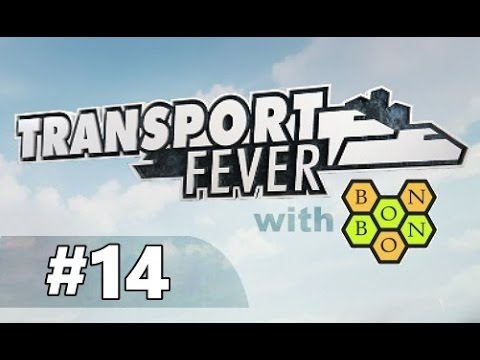 Transport Fever - Part 14 - THE SPACE PORT