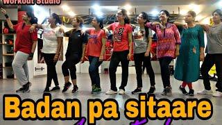 Badan pe sitaare lapete huye Choreography by Suraj With Fit N Fab Pitampura