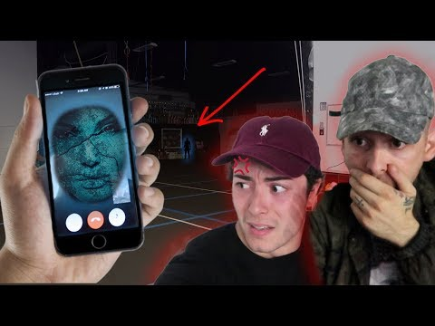 CALLING SIRI ON FACETIME AT 3 AM *GONE WRONG* (Ft. ImJayStation) | DO NOT FACETIME SIRI AT 3:00 AM!