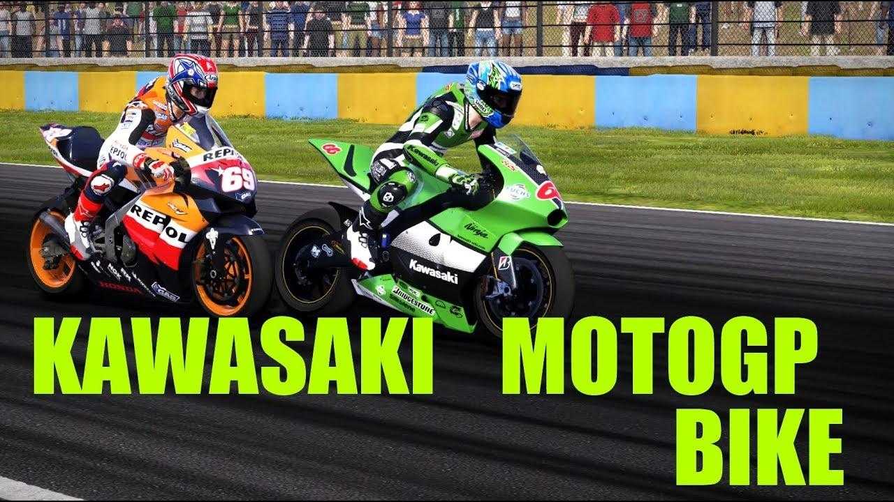 Historic Bikes Kawasaki Ninja Zx Rr Alex Hofmann Full Race