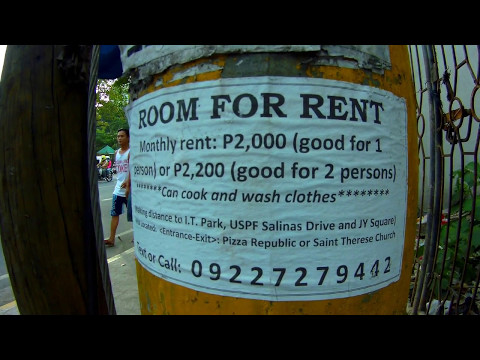 LOWER COST RENTAL OPTIONS IN THE PHILIPPINES