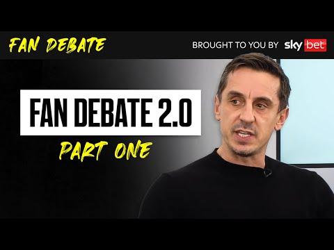 The Overlap Live Fan Debate 2.0: Gary Neville, Jamie Carragher & Paul Scholes |
