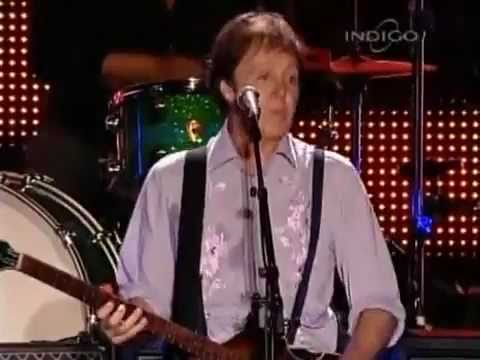 Paul McCartney - They Say It's YOUR Birthday