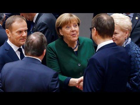 EU split on multi-speed Europe