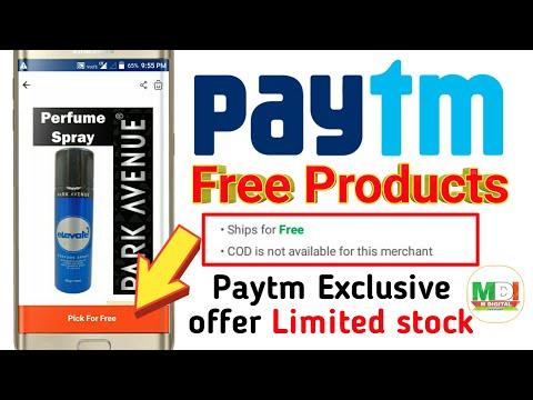 Paytm new promo code 2018 Free shopping ₹600 rupees