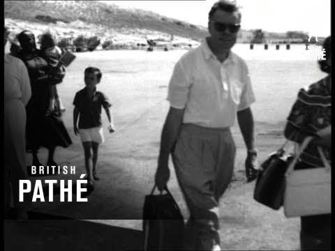 Somalia Breaks Off Relations (1963)