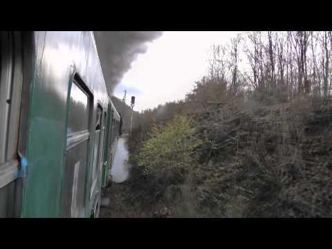 "Blankenburg to Rübeland ""Oster Express"" w/ 95 027 - 07/04/12"