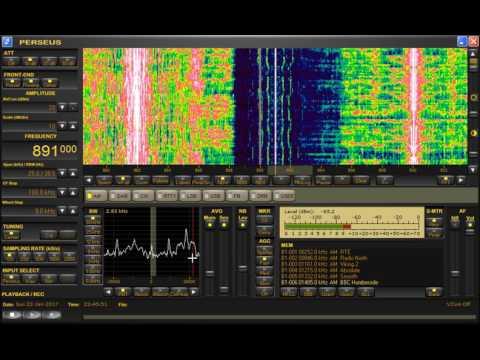 Irib Radio Dena, Iran 891khz