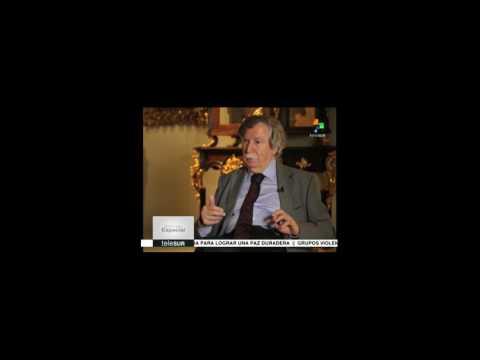 Déstabilisation Chili / Venezuela: interview de Joan Garcés, conseiller du président Allende (st.fr)