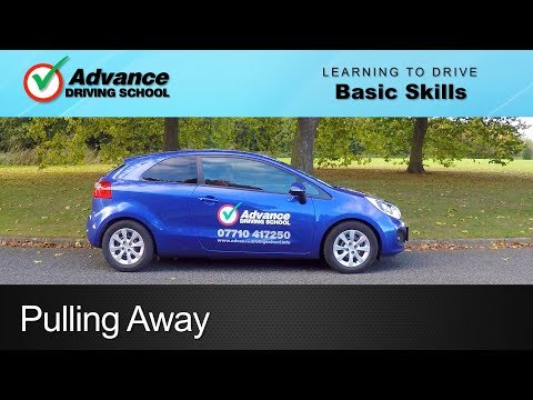 Pulling Away  |  Learn to drive: Basic skills