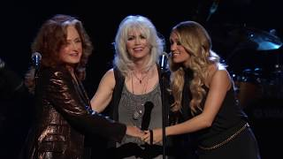 Blue Bayou performed in honor of Linda Ronstadt at the 2014 Induction Ceremony