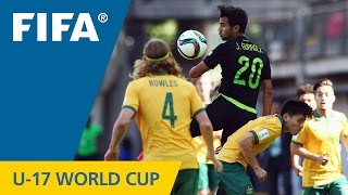 Highlights: Australia v. Mexico - FIFA U17 World Cup Chile 2015