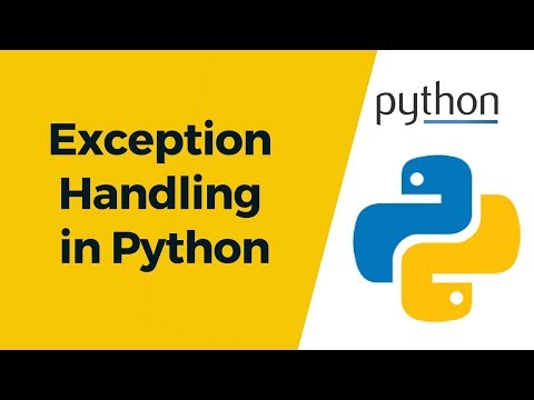 python-tutorial-28---exception-handling-in-python