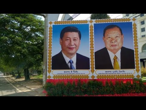 China and Laos enforce stronger economic cooperation