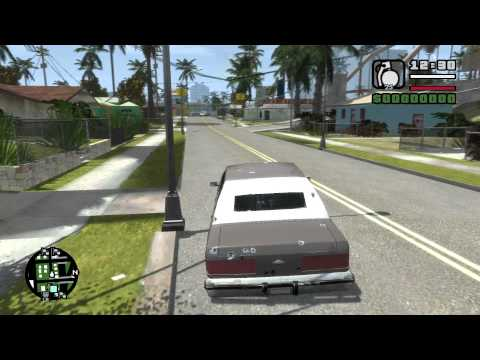 GTA San Andreas Rage engine - GTA IV engine NVIDIA Geforce GTX 660 non ti
